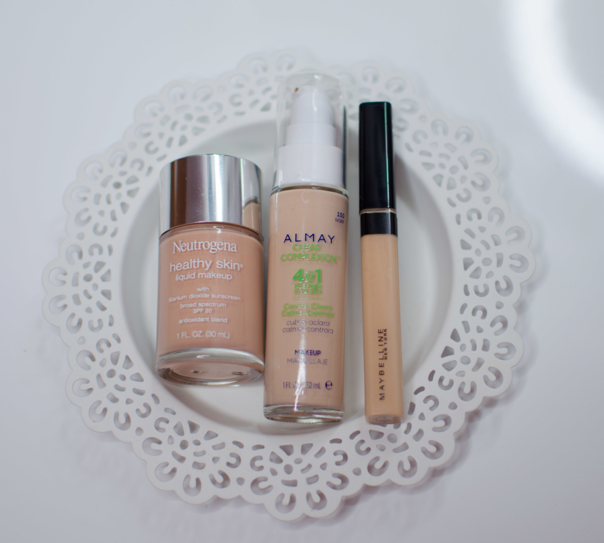 summer foundation routine anotherside of me