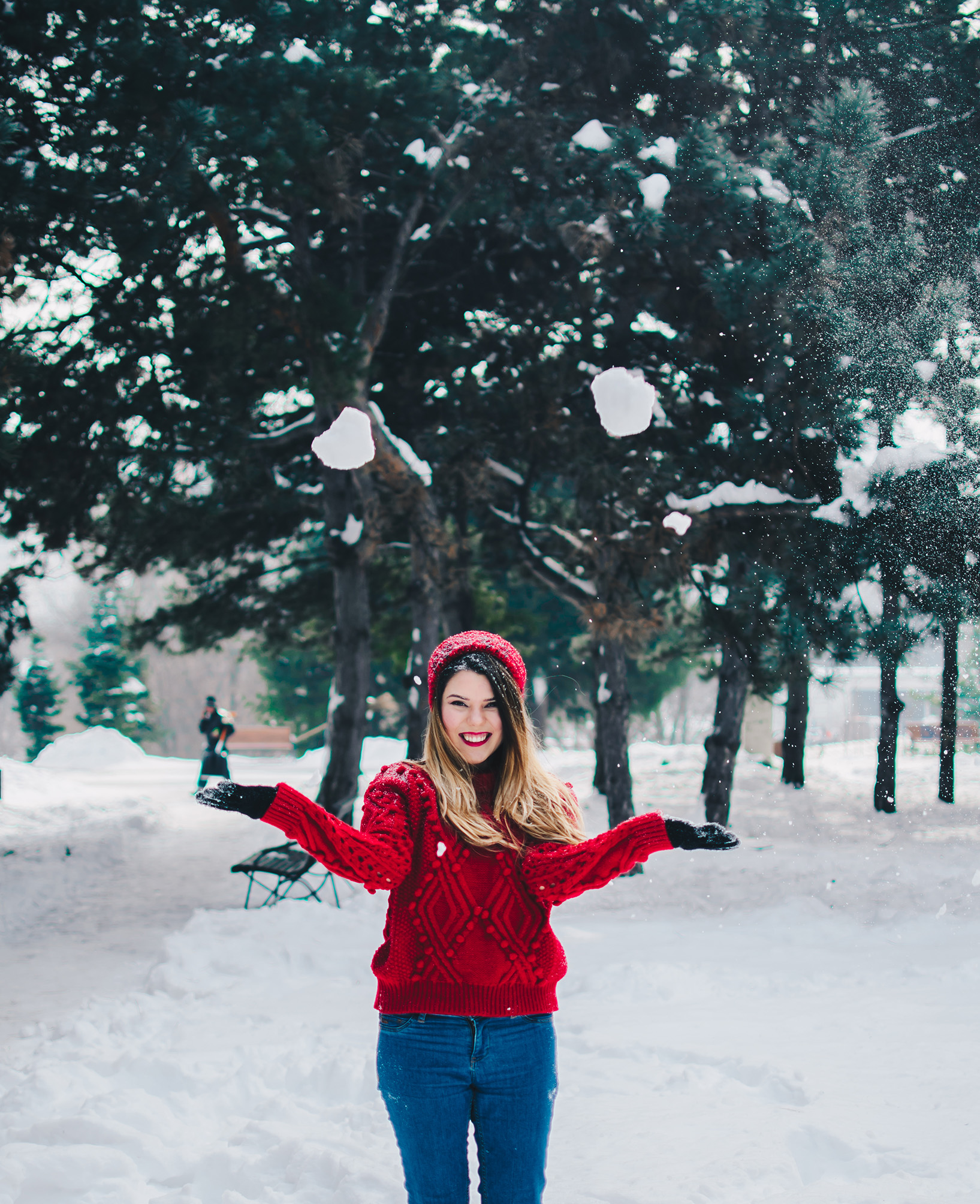 fun in the snow anotherside of me blog