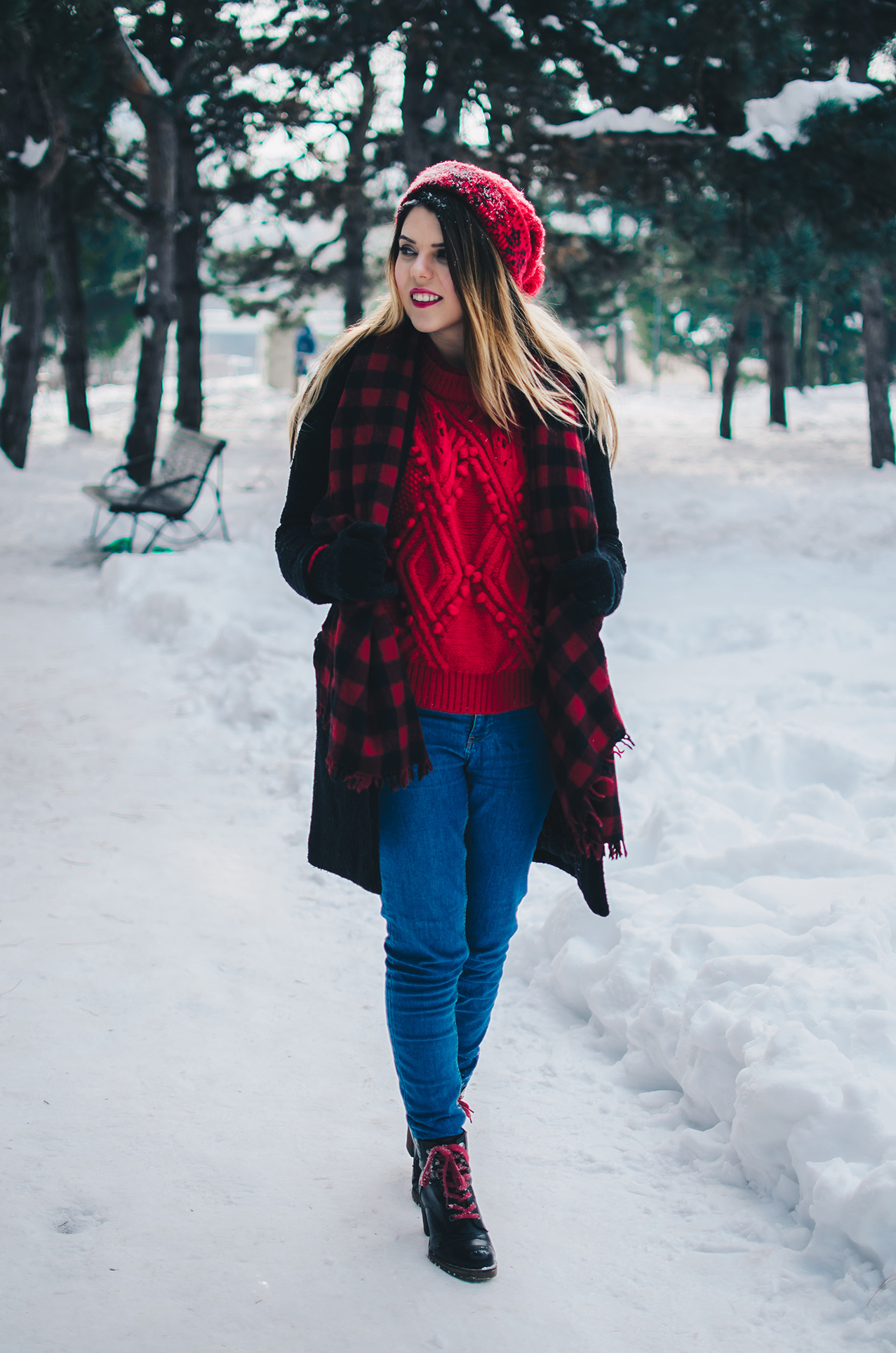 perfect winter outfit anotherside of me blog
