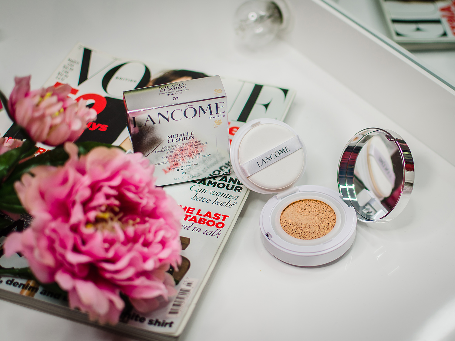 lancome miracle cushion review
