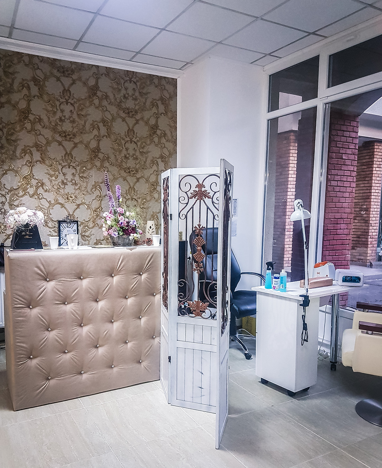 posh beauty salon bucuresti
